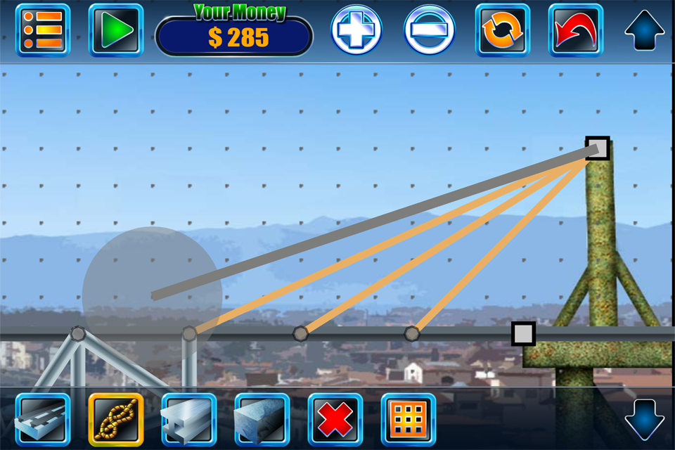 Screenshot Monorail Lite