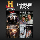 "History Channel Sampler Pack: The Men Who Built America, Season 1, Episode 1, ""A New War Begins"""