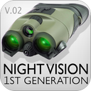 Night Vision 10x zoom (photo and video)